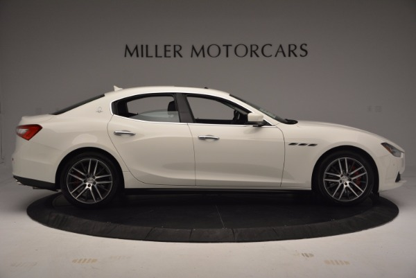 Used 2017 Maserati Ghibli S Q4 for sale Sold at Rolls-Royce Motor Cars Greenwich in Greenwich CT 06830 10