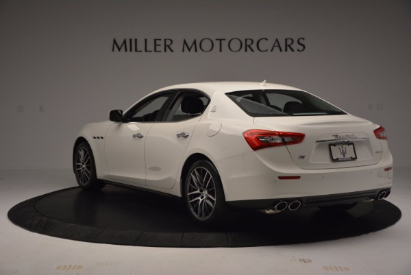Used 2017 Maserati Ghibli S Q4 for sale Sold at Rolls-Royce Motor Cars Greenwich in Greenwich CT 06830 6