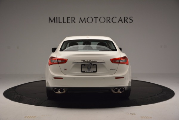 Used 2017 Maserati Ghibli S Q4 for sale Sold at Rolls-Royce Motor Cars Greenwich in Greenwich CT 06830 7
