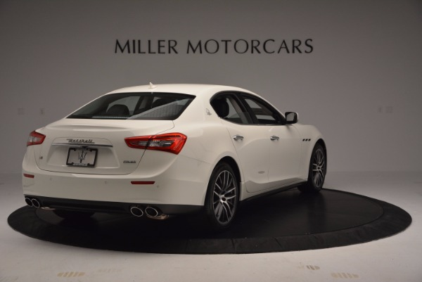 Used 2017 Maserati Ghibli S Q4 for sale Sold at Rolls-Royce Motor Cars Greenwich in Greenwich CT 06830 8