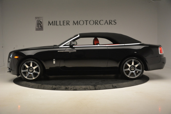New 2017 Rolls-Royce Dawn for sale Sold at Rolls-Royce Motor Cars Greenwich in Greenwich CT 06830 23