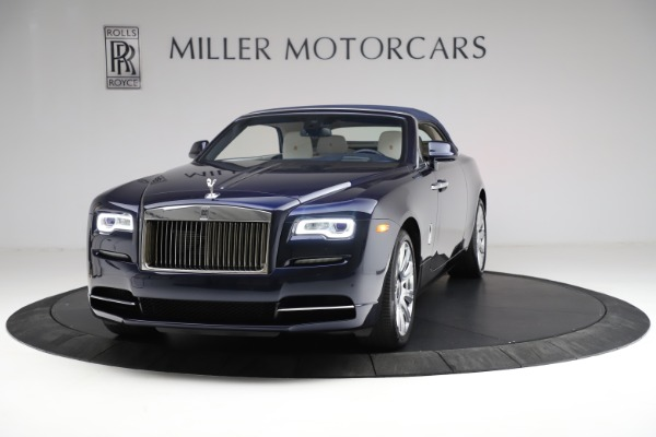 Used 2017 Rolls-Royce Dawn for sale Call for price at Rolls-Royce Motor Cars Greenwich in Greenwich CT 06830 14
