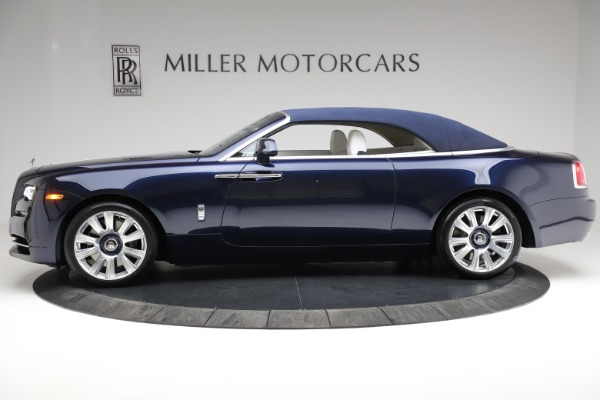 Used 2017 Rolls-Royce Dawn for sale Call for price at Rolls-Royce Motor Cars Greenwich in Greenwich CT 06830 16