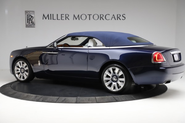 Used 2017 Rolls-Royce Dawn for sale Call for price at Rolls-Royce Motor Cars Greenwich in Greenwich CT 06830 17