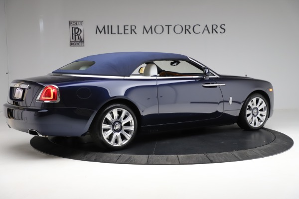 Used 2017 Rolls-Royce Dawn for sale Call for price at Rolls-Royce Motor Cars Greenwich in Greenwich CT 06830 21