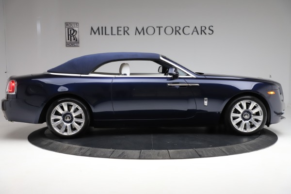 Used 2017 Rolls-Royce Dawn for sale Call for price at Rolls-Royce Motor Cars Greenwich in Greenwich CT 06830 22