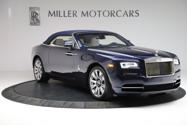 Used 2017 Rolls-Royce Dawn for sale Call for price at Rolls-Royce Motor Cars Greenwich in Greenwich CT 06830 24