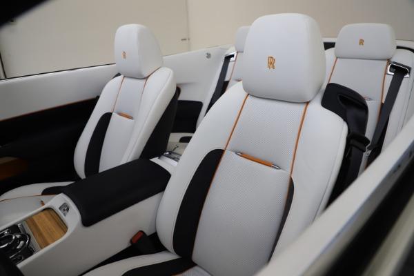 New 2017 Rolls-Royce Dawn for sale Sold at Rolls-Royce Motor Cars Greenwich in Greenwich CT 06830 25