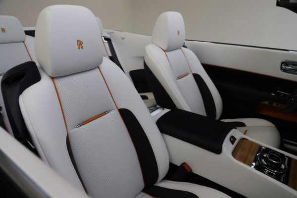 Used 2017 Rolls-Royce Dawn for sale Call for price at Rolls-Royce Motor Cars Greenwich in Greenwich CT 06830 26