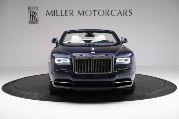 Used 2017 Rolls-Royce Dawn for sale Call for price at Rolls-Royce Motor Cars Greenwich in Greenwich CT 06830 3