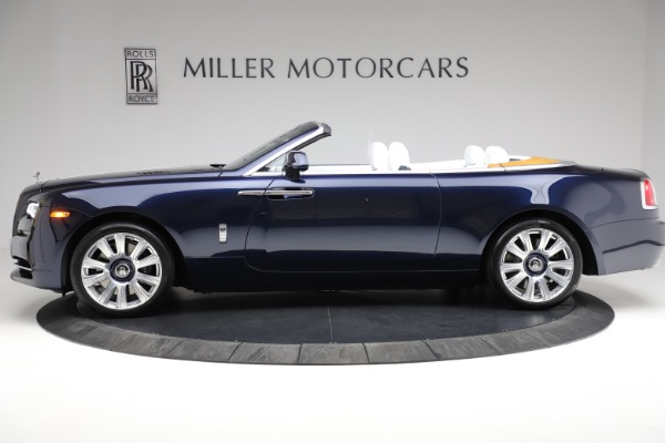 Used 2017 Rolls-Royce Dawn for sale Call for price at Rolls-Royce Motor Cars Greenwich in Greenwich CT 06830 4