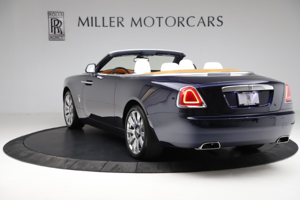 Used 2017 Rolls-Royce Dawn for sale Call for price at Rolls-Royce Motor Cars Greenwich in Greenwich CT 06830 6
