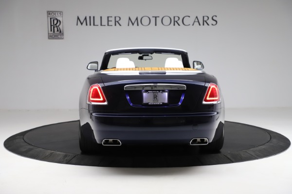Used 2017 Rolls-Royce Dawn for sale Call for price at Rolls-Royce Motor Cars Greenwich in Greenwich CT 06830 7