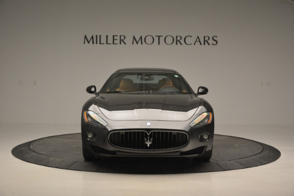 Used 2011 Maserati GranTurismo for sale Sold at Rolls-Royce Motor Cars Greenwich in Greenwich CT 06830 12
