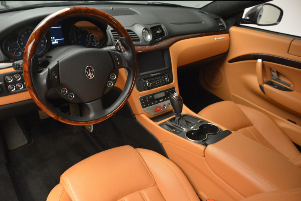 Used 2011 Maserati GranTurismo for sale Sold at Rolls-Royce Motor Cars Greenwich in Greenwich CT 06830 13