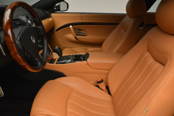 Used 2011 Maserati GranTurismo for sale Sold at Rolls-Royce Motor Cars Greenwich in Greenwich CT 06830 14