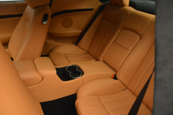 Used 2011 Maserati GranTurismo for sale Sold at Rolls-Royce Motor Cars Greenwich in Greenwich CT 06830 17
