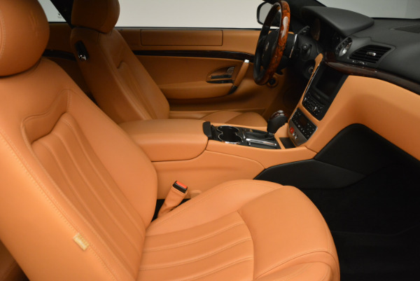 Used 2011 Maserati GranTurismo for sale Sold at Rolls-Royce Motor Cars Greenwich in Greenwich CT 06830 19