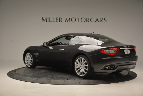 Used 2011 Maserati GranTurismo for sale Sold at Rolls-Royce Motor Cars Greenwich in Greenwich CT 06830 4