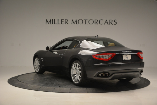 Used 2011 Maserati GranTurismo for sale Sold at Rolls-Royce Motor Cars Greenwich in Greenwich CT 06830 5