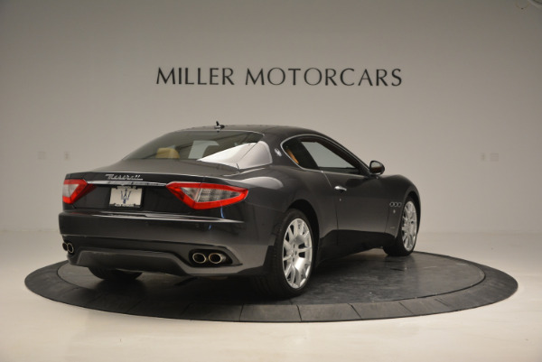 Used 2011 Maserati GranTurismo for sale Sold at Rolls-Royce Motor Cars Greenwich in Greenwich CT 06830 7
