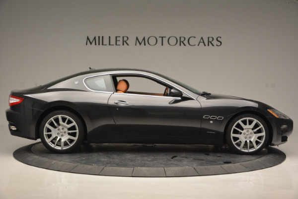 Used 2011 Maserati GranTurismo for sale Sold at Rolls-Royce Motor Cars Greenwich in Greenwich CT 06830 9