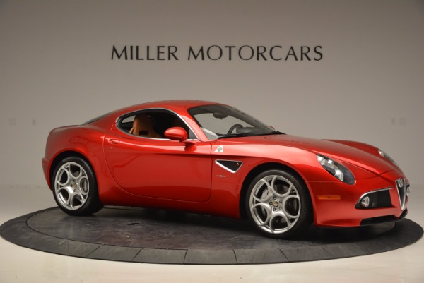 Used 2008 Alfa Romeo 8C for sale Sold at Rolls-Royce Motor Cars Greenwich in Greenwich CT 06830 10