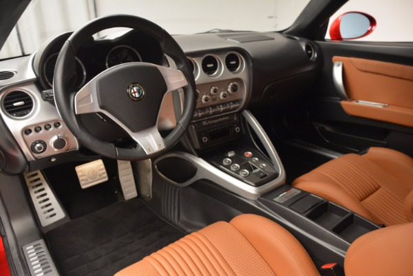 Used 2008 Alfa Romeo 8C for sale Sold at Rolls-Royce Motor Cars Greenwich in Greenwich CT 06830 14