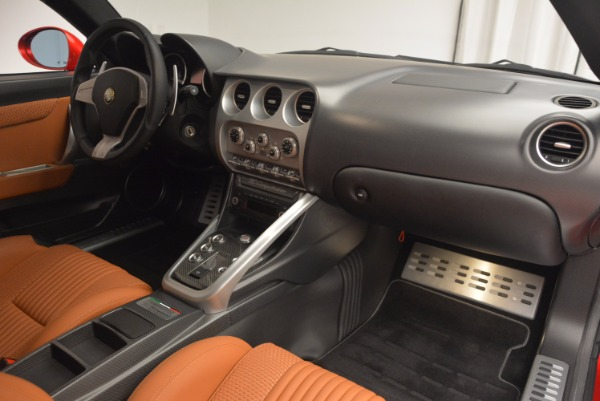 Used 2008 Alfa Romeo 8C for sale Sold at Rolls-Royce Motor Cars Greenwich in Greenwich CT 06830 18
