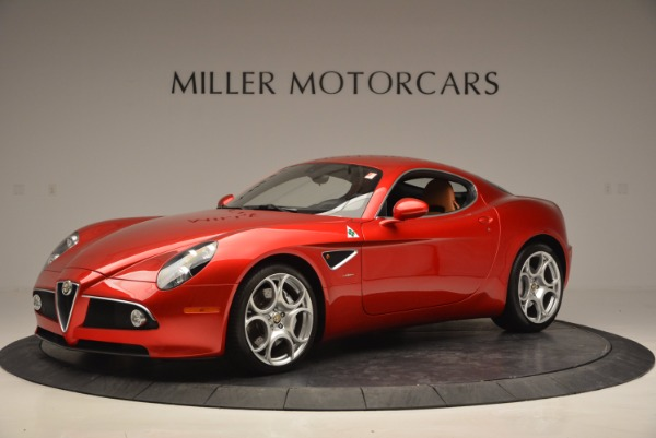 Used 2008 Alfa Romeo 8C for sale Sold at Rolls-Royce Motor Cars Greenwich in Greenwich CT 06830 2
