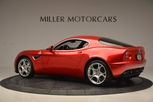 Used 2008 Alfa Romeo 8C for sale Sold at Rolls-Royce Motor Cars Greenwich in Greenwich CT 06830 4