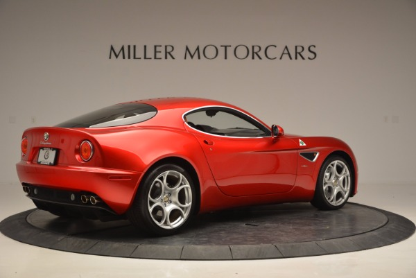 Used 2008 Alfa Romeo 8C for sale Sold at Rolls-Royce Motor Cars Greenwich in Greenwich CT 06830 8