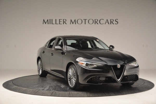 New 2017 Alfa Romeo Giulia Ti for sale Sold at Rolls-Royce Motor Cars Greenwich in Greenwich CT 06830 11