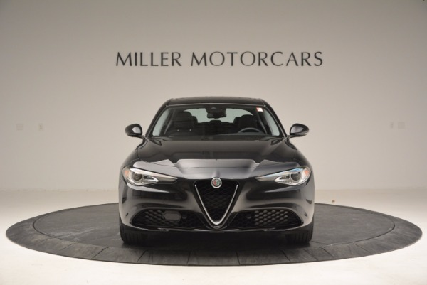 New 2017 Alfa Romeo Giulia Ti for sale Sold at Rolls-Royce Motor Cars Greenwich in Greenwich CT 06830 12