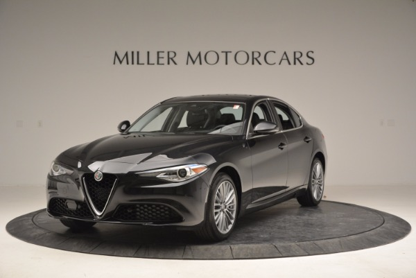 New 2017 Alfa Romeo Giulia Ti for sale Sold at Rolls-Royce Motor Cars Greenwich in Greenwich CT 06830 1