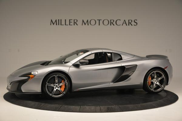 Used 2016 McLaren 650S SPIDER Convertible for sale Sold at Rolls-Royce Motor Cars Greenwich in Greenwich CT 06830 15