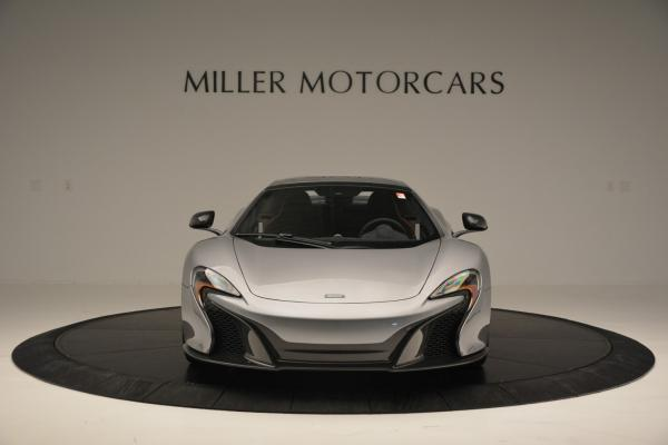 Used 2016 McLaren 650S SPIDER Convertible for sale Sold at Rolls-Royce Motor Cars Greenwich in Greenwich CT 06830 21