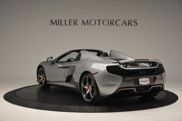 Used 2016 McLaren 650S SPIDER Convertible for sale Sold at Rolls-Royce Motor Cars Greenwich in Greenwich CT 06830 5
