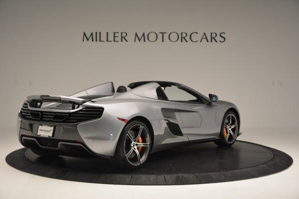 Used 2016 McLaren 650S SPIDER Convertible for sale Sold at Rolls-Royce Motor Cars Greenwich in Greenwich CT 06830 7