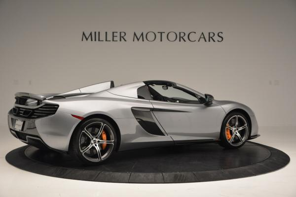 Used 2016 McLaren 650S SPIDER Convertible for sale Sold at Rolls-Royce Motor Cars Greenwich in Greenwich CT 06830 8