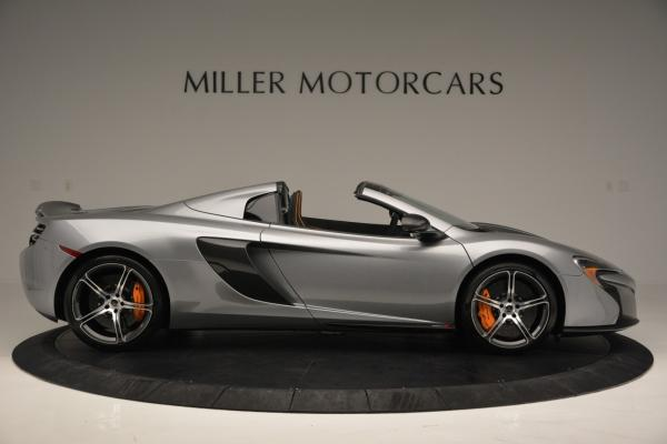 Used 2016 McLaren 650S SPIDER Convertible for sale Sold at Rolls-Royce Motor Cars Greenwich in Greenwich CT 06830 9