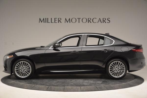 New 2017 Alfa Romeo Giulia Ti for sale Sold at Rolls-Royce Motor Cars Greenwich in Greenwich CT 06830 4