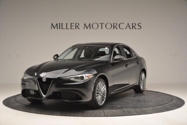 New 2017 Alfa Romeo Giulia Ti for sale Sold at Rolls-Royce Motor Cars Greenwich in Greenwich CT 06830 1