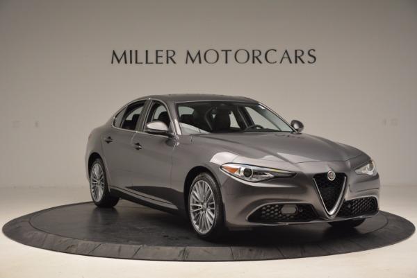 New 2017 Alfa Romeo Giulia Ti Q4 for sale Sold at Rolls-Royce Motor Cars Greenwich in Greenwich CT 06830 11