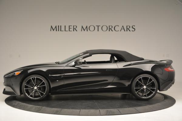New 2016 Aston Martin Vanquish Volante for sale Sold at Rolls-Royce Motor Cars Greenwich in Greenwich CT 06830 15