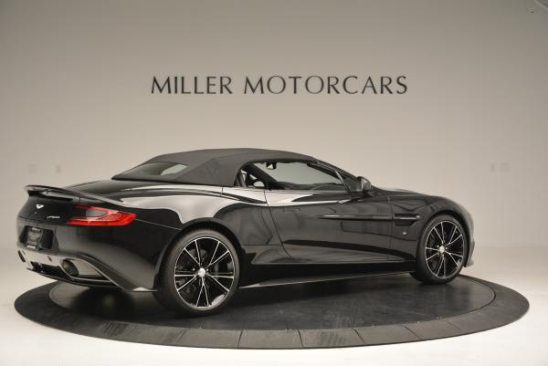 New 2016 Aston Martin Vanquish Volante for sale Sold at Rolls-Royce Motor Cars Greenwich in Greenwich CT 06830 20