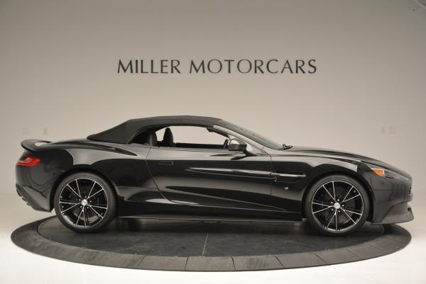New 2016 Aston Martin Vanquish Volante for sale Sold at Rolls-Royce Motor Cars Greenwich in Greenwich CT 06830 21