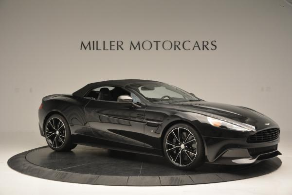 New 2016 Aston Martin Vanquish Volante for sale Sold at Rolls-Royce Motor Cars Greenwich in Greenwich CT 06830 22