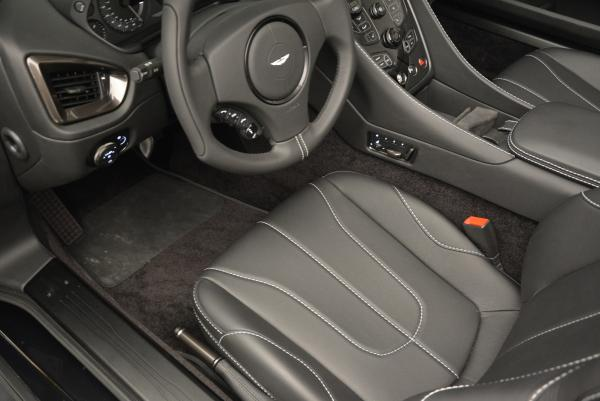 New 2016 Aston Martin Vanquish Volante for sale Sold at Rolls-Royce Motor Cars Greenwich in Greenwich CT 06830 24