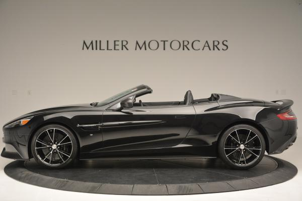 New 2016 Aston Martin Vanquish Volante for sale Sold at Rolls-Royce Motor Cars Greenwich in Greenwich CT 06830 3